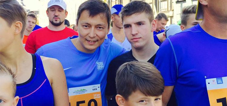 Таллиннский марафон SEB побил все рекорды
