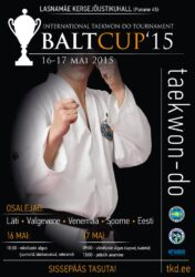"""16.-17. mail Tallinnas, Lasnamäe Kergejõustikuhallis toimus 14. turniir """"BaltCup"""". Üritusest võttis osa kahekümne spordiklubi esindajad Valgevenest, Lätist, Soomest, Venemaalt ja Eestist, kokku umbes 300 delegaati. Edukamad olid Katleri Taekwondo Klubi sportlased."""