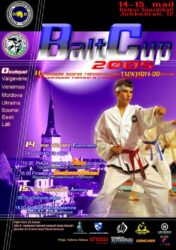"""14.-15. mail toimus Kalevi Spordihallis turniir """"BaltCup"""" .  Kogunes üle 250 osavõtja Eestist, Lätist, Venemaalt, Moldovast ja Valgevenest."""