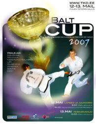 """12.-13. mail Kalevi Spordihallis toimus rahvusvaheline turniir """"BaltCup"""". Osalejaid tuli üle 200 inimest Eestist, Valgevenest, Lätist, Inglismaalt, Soomest, Venemaalt."""