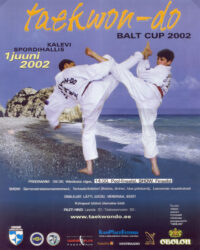 """Ajaloos esimene """"BaltCup"""" toimus 1. juunil Kalevi Spordihallis. Võistlustel osalesid sportlased Eestist, Venemaalt, Lätist ja Leedust."""