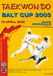 """19. aprillil Kalevi Spordihallis toimus teine turniir """"BaltCup"""". Osavõtjaid oli  ligi 100 sportlast neljast riigist- Valgevenest, Lätist, Venemaalt ja Eestist."""