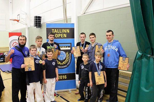 Чемпионат Таллинна по Кик-боксингу