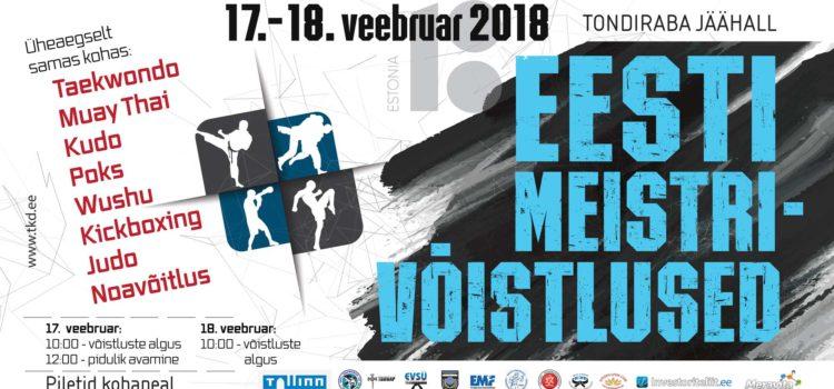 Eesti Taekwondo Meistrivõislused WTF