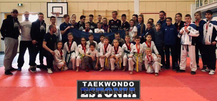Taekwondo turniir Soomes