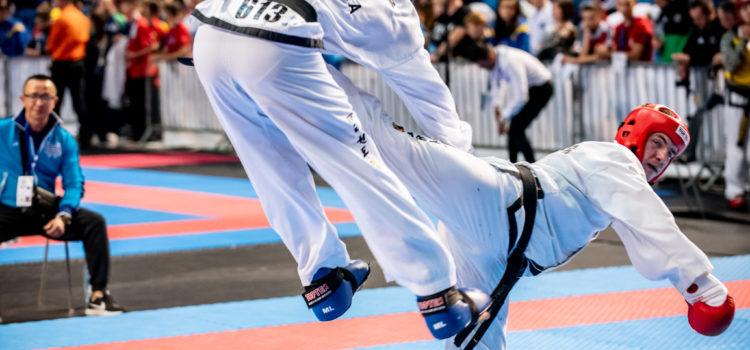 Eesti Taekwondo koondisel uus rekord!