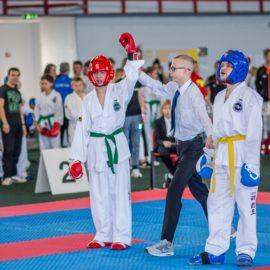 3. Eesti karikas ja Kohtla-Järve 12.meistrivõistlused taekwondos