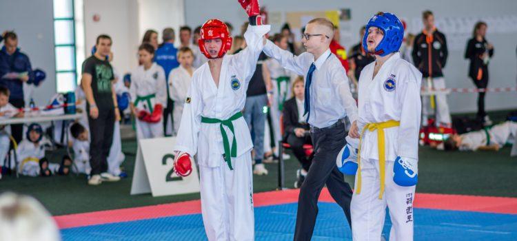 III кубок Эстонии и XII чемпионат города Кохтла-Ярве по тхэквондо