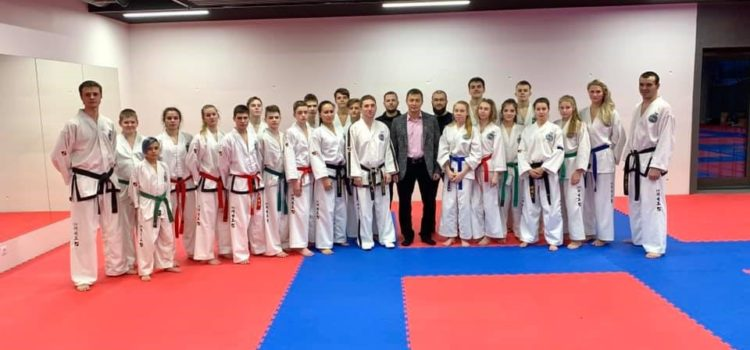 Taekwondo ITF tehniline seminar