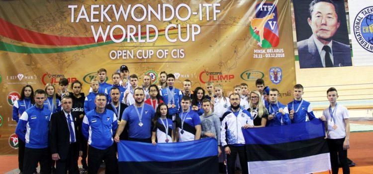 Maailma Karikas taekwon-do´s 2018