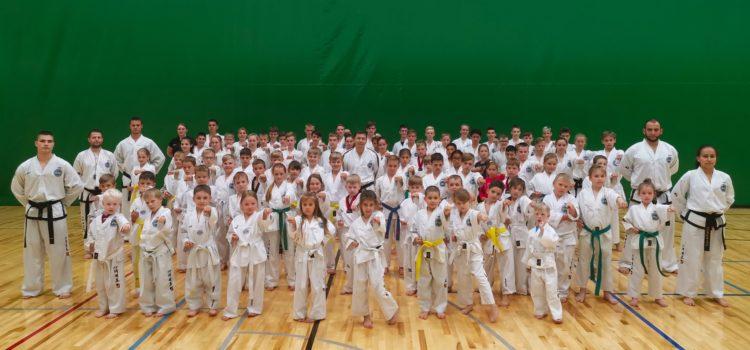 Taekwondo laager