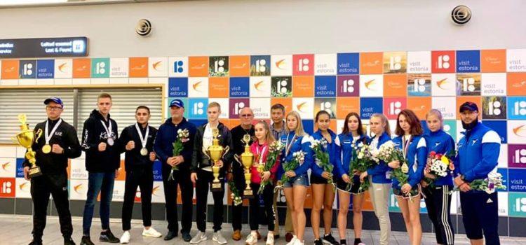Эстонская спортсменка завоевала золото на ЧМ по тхэквондо