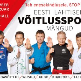 Eesti lahtised võitlusspordi mängud