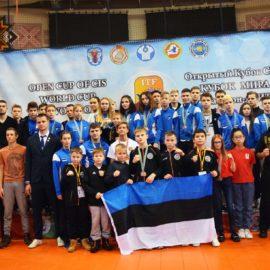 Lahtised SRÜ karikavõistlused taekwondos – Maailma Karikas