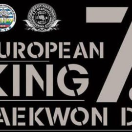 VII European King of Taekwondo, Greek Open 2019 (Thessaloniki, 14.-15. detsember 2019)