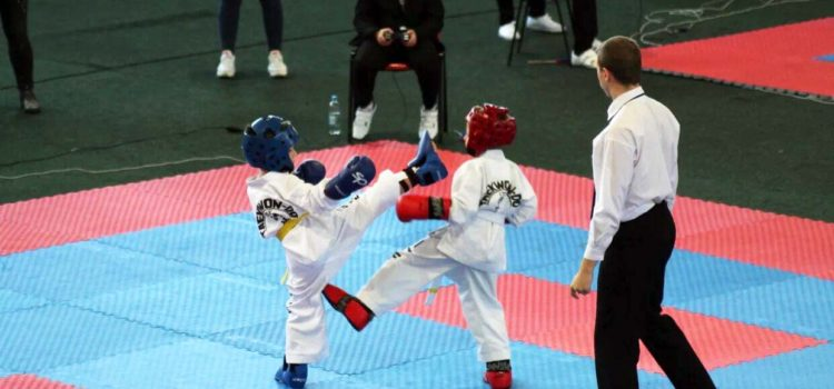 Taekwondo ITF võistlused 2019