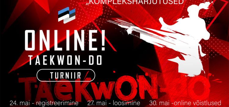 Online turniir taekwondos