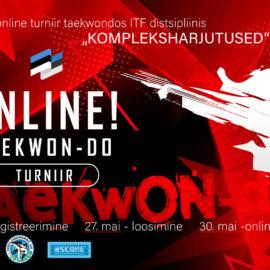 Онлайн-турнир по тхэквон-до