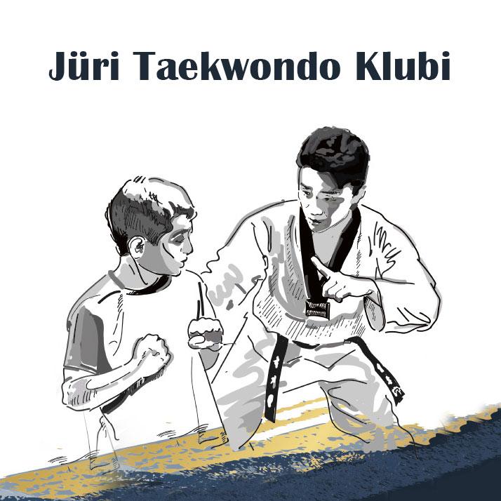 Juri-taekwondo-logo