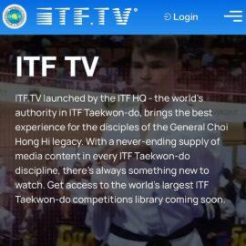 Сайт Международной федерации тхэквондо