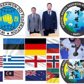 Veebimaailmameistrivõistlused para taekwondos