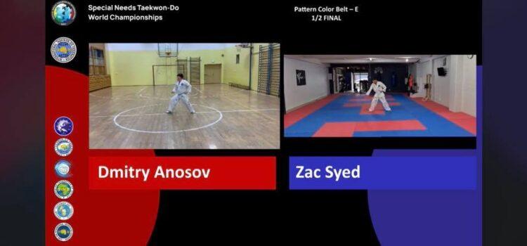 Esimesed taekwondo ITF maailmameistrivõistlused erivajadustega inimestele