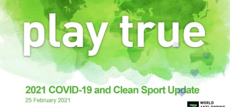 "Vebinar ""2021 COVID-19 and Clean Sport Update"""