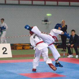 Eesti Taekwon-do karikavõistlused 2021