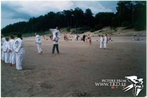 TKD laager Narva-Jõesuus