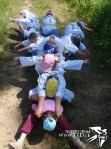 Laste laager Kääriku 2010