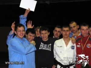 Open Moldova Cup TKD-ITF (9-14.12.05) 2